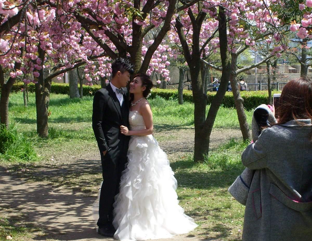 Japan_Brautpaar