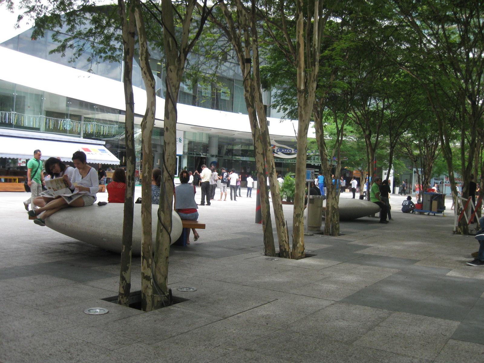 singapur plaza
