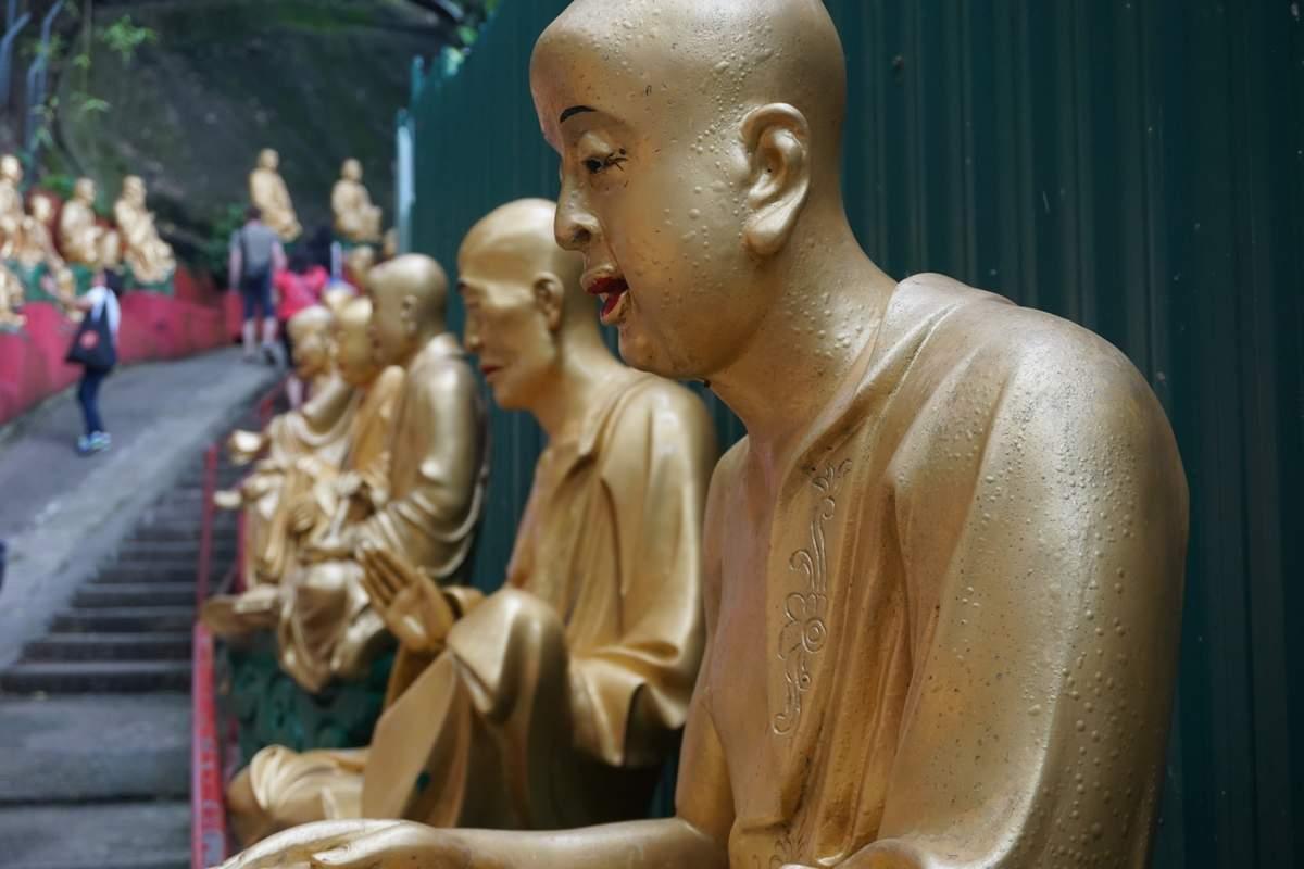 10.000 Buddha Sha Tin 2016 -066
