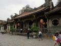 Longshan Tempel Taipei 2016 -016