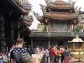 Longshan Tempel Taipei 2016 -024