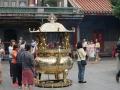 Longshan Tempel Taipei 2016 -025