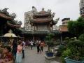 Longshan Tempel Taipei 2016 -027