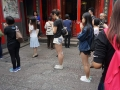 Longshan Tempel Taipei 2016 -039