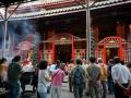 Longshan Tempel Taipei 2016 -046