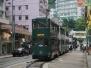 Tramfahrten Hongkong Island