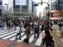 Alle-Gehen-Kreuzung Shibuya