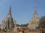 Ayutthaya - die Hauptstadt des ehemaligen Siam