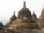 Borobudur - die größte buddhistische Tempelanlage der Welt