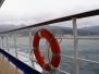 Einschiffung MS Sea Spirit
