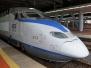KTX von Seoul nach Busan