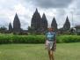Prambanan - die ehemals größte hinduistische Tempelanlage