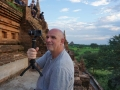 Bagan Sunset Bulethee Stupa_Oct_2017 -041