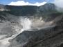 Tangkuban Prahu - Vulkan Umgekipptes Boot