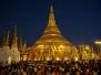 Tazaungmon Vollmond @Shwedagon
