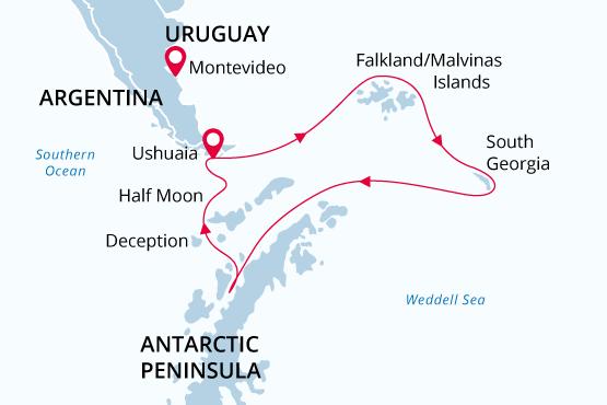 Route_falklands-south-georgia-antarctica